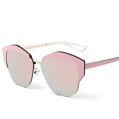 SnikFish Fashion Trends Personalities Women Color Film Sunglasses - Sunglasses Shipping Overnight