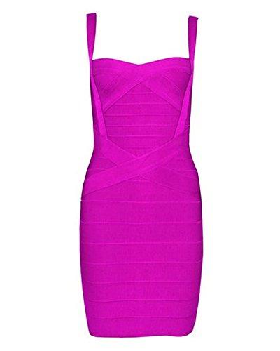 hot pink dress - 4