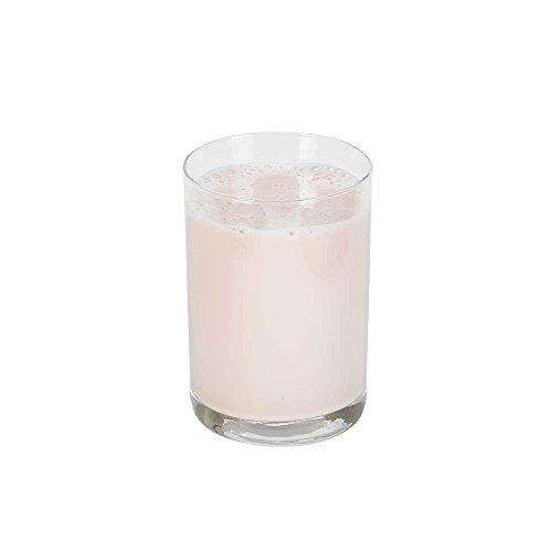 MightyShakes Plus Strawberry Shake Beverage, 4 Ounce - 50 per case.