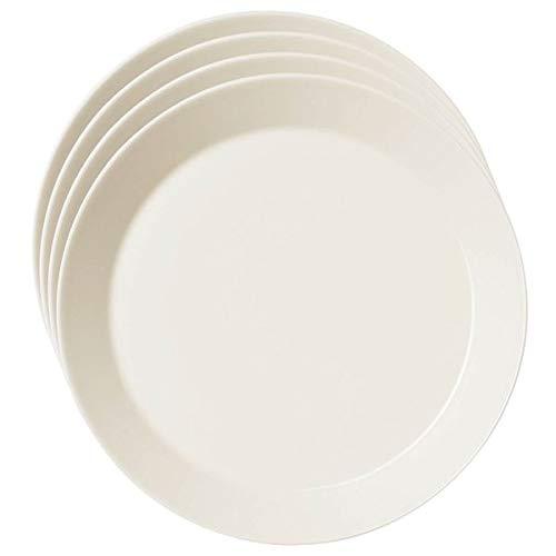 (Iittala Teema White Dinner Plate Set/4 )