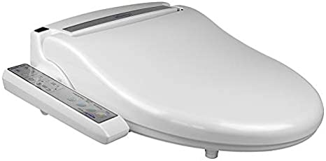 MEWATEC Marken Dusch-WC Aufsatz C100 Bidet Toilettensitz
