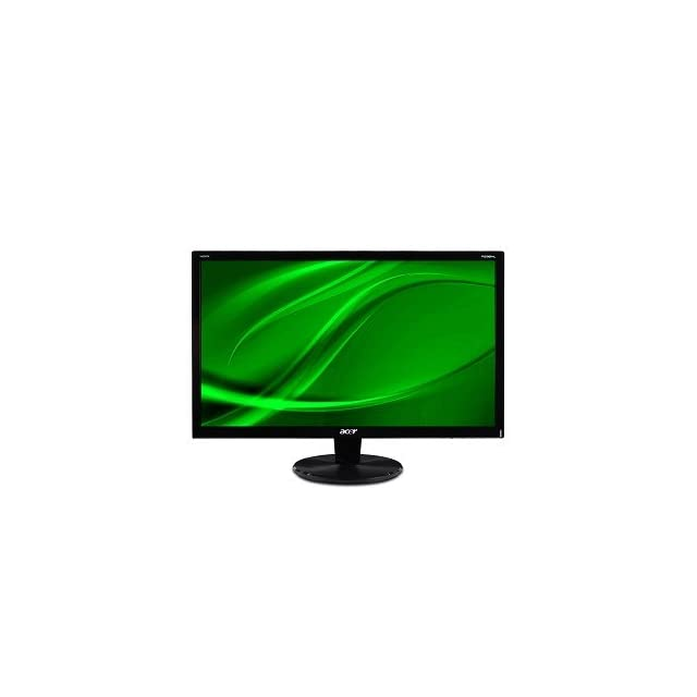 23 Acer P236HL DVI/HDMI Blu ray 1080p Widescreen LED LCD Monitor w/HDCP Support (Black)