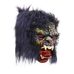 Amazon price history for Brown Leaf ® Fancy face mask Holi Halloween Festival Costume Horror Scary Colour Prank Fun Veil naqaab Funny Colourful (Design 11)