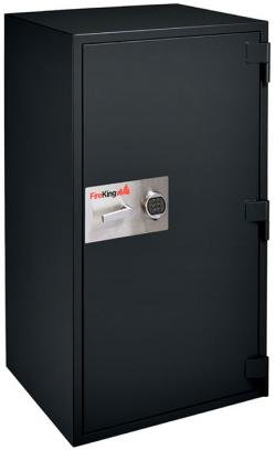Fire King Burglary Fire Safes - FireKing FB3624-1 One-Hour Fire and Burglary Rated Safes (2-shelves)