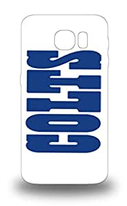 New Arrival NFL Indianapolis Colts Logo For Galaxy S6 3D PC Case Cover ( Custom Picture iPhone 6, iPhone 6 PLUS, iPhone 5, iPhone 5S, iPhone 5C, iPhone 4, iPhone 4S,Galaxy S6,Galaxy S5,Galaxy S4,Galaxy S3,Note 3,iPad Mini-Mini 2,iPad Air )