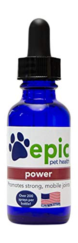 Epic Pet Health Power Natural Joint Pet Supplement That Promotes Pain Relief and Strong Mobile Joints