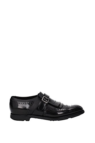 CHURCH'S Stringate Uomo - (EOG002BLACK) EU Nero