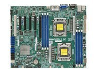 SUPERMICRO X9DBL-iF Server Motherboard - Intel C602 Chipset - Socket B2 LGA-1356 / 2 x Processor Support - 192 GB DDR3 SDRAM Maximum RAM - Serial ATA/300, Serial ATA/600, Serial ()