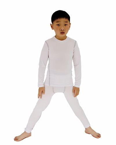 actice Long Sleeve Shirt & Pants 2PCS Compression Set ()