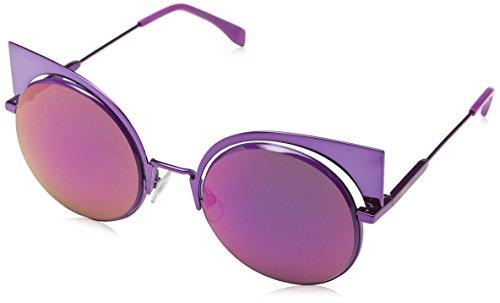 Gafas PE 0177 Violet de para Fendi Morado Sol Lilac Marl Mujer 53 FF QZH S wXCtq
