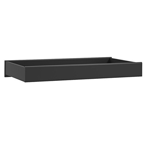 Little Seeds Monarch Hill Hawken Changing Table Topper, Black by Little Seeds
