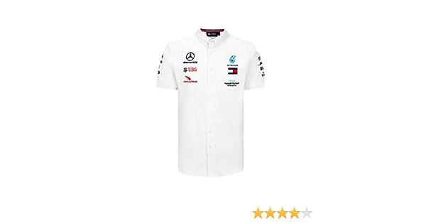 Formula 1 - Camiseta para Hombre 2020 Scuderia Ferrari, Color Rojo, XL, Hombre, Mercedes-AMG Petronas F1 – Camiseta del Equipo 2020, 141101061, ...