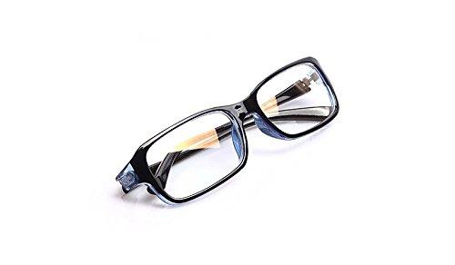8cbd2c4a24c Computer Glasses Anti Glare Anti Reflective Coating Black Frame ...