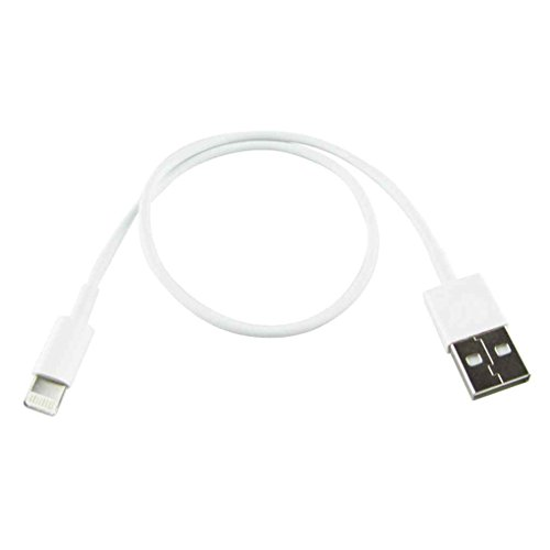 Loria Drone Accessories 33cm de 8 Pines a USB Cable de Datos para dji Phantom 3/4 / Pro Fit para el iPhone 5S 5 6 6plus Alambre Corto Transmisión
