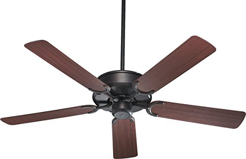 Quorum 146525-44, Wet Allure Patio Toasted Sienna Energy Star 52