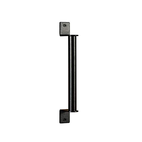 Jjzxw Gate Hardware Door Pull Handle Garage for Sliding Barn Closet Home Drawer Modern Simple Cabinet Carbon Steel…