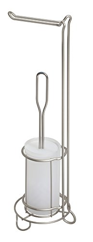 InterDesign Classico Free Standing Toilet Paper Holder