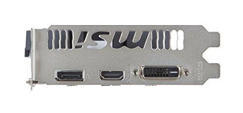MSI Computer GTX 1060 3GT OC NVIDIA GeForce 3GB GDDR5 DVI/HDMI/DisplayPort PCI-Express Video Card by MSI (Image #3)