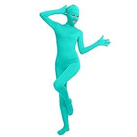 - 31t8R2jo6bL - Texmex Zentai Costume Lycra Spandex Full Bodysuit For Women Long Sleeve