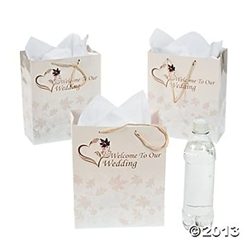 Welcome Bags for Wedding Guests: Amazon.com