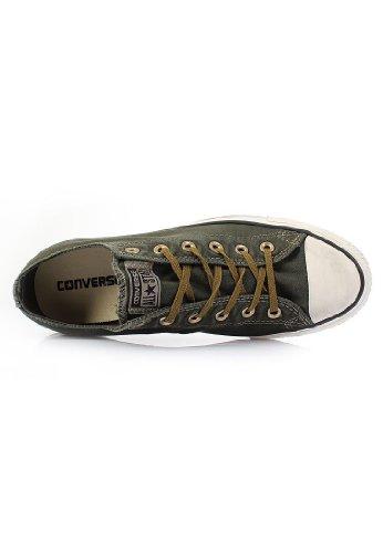 Converse Ct All Star Ox - Zapatillas Mujer Gris - oliva