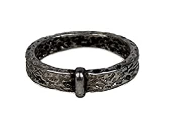 OUTLANDER RING Wedding Celtic Knot Stainless Steel props Claire Randall Jamie (6)
