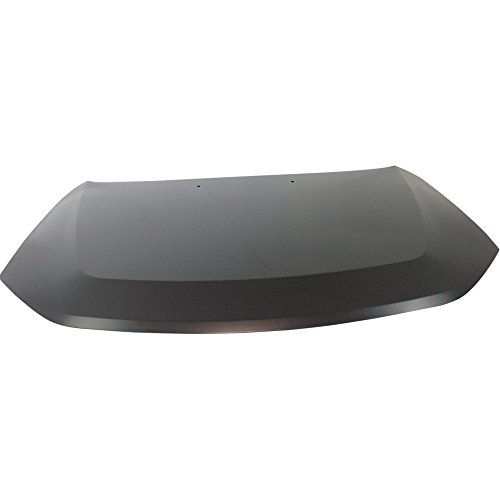 Hood for Ford Fusion 10-12 CAPA - Ford Fusion 2010 Hood