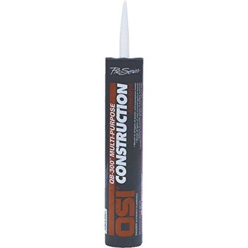 QB300 Multi-Purpose Construction Adhesive 28-Fluid Ounce Cartridge (827628)