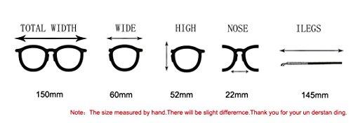 Chaud Goggles AIMEE7 Lunettes Femme Sunglasses Mode Chic Pas Soleil Classiques Lunettes Minces Soleil A Lentilles de 2018 Unisexe Eyewear Clout cher de Rétro Vintage Lunettes Soleil de t1nqrw0ft