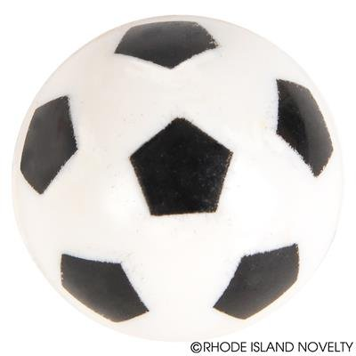 RIN001 12PC, 1.3'' SOCCER HI-BOUNCE BALL by RIN001