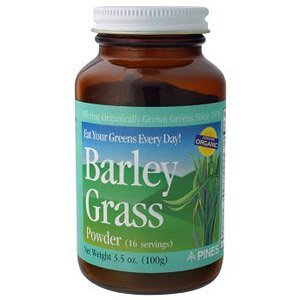 (100 Percent Barley Grass Powder - 3.5 oz ( Multi-Pack))
