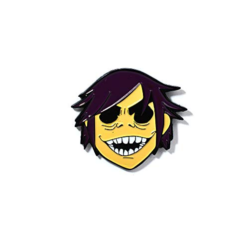 Murdoc Faust Niccals Gorillaz Band Pin Collectible Feel Good Inc. Pin Badge
