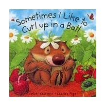 Sometimes I Curl Up in a Ball by Vicki Churchill (2001-02-10)