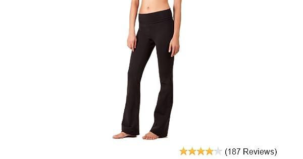 442671ee58 Amazon.com: 5102-BK-L-33 Everyday Yoga Pants: Clothing