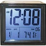 ADV SOLR PWR LCD ALRM CLOCK PERPMULTI FNCT