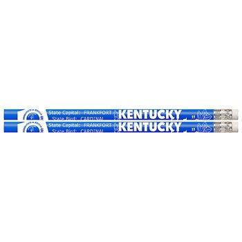 Pencils Etc D2239 Kentucky - 144 Kentucky State Quick Fac...