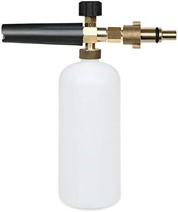 Sensise Adaptateur de rondelle /à haute pression pour nettoyeur /à pression 1 pi/èce 1//4 or