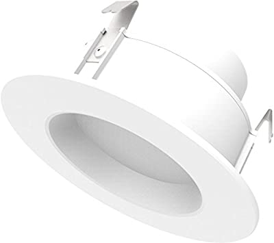 """Quest High End LED 4"""" Downlight 10W, 120V, 665 Lumens, CRI>90, Dimmable, Energy Star, Title 24, JA-8 Compliant and UL Listed"""