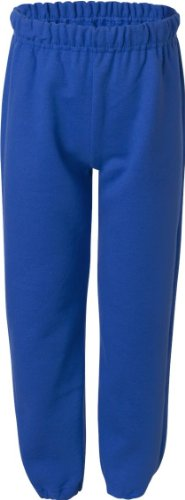 Gildan Heavyweight Blend Youth Sweatpants. 18200B - X-Large - Royal