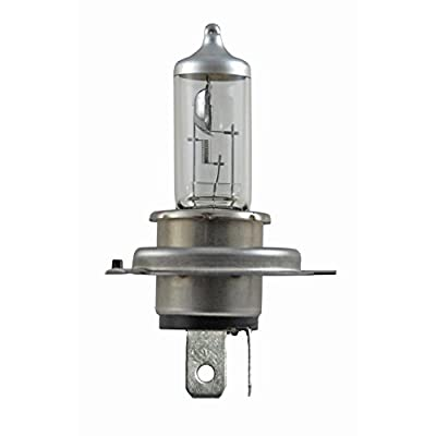 HELLA H4P50TB +50 Performance Bulb, 12V, 60/55W, 2 Pack: Automotive