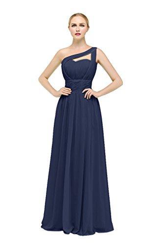 Bbonlinedress Shoulder Chiffon Bridesmaid Dresses product image