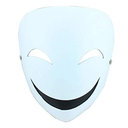 High-Grade Resin Scorpion Mask Cosplay Dark Bullets Scorpion Shadow Smiley Evil Clown Mask Halloween Masquerade Horror Mask]()