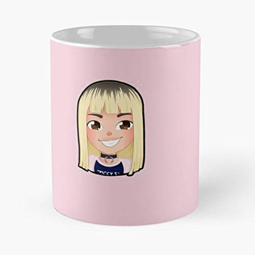 Kpop Lisa Blackpink Fanart - Best Gift Coffee Mugs 11 Oz Father Day