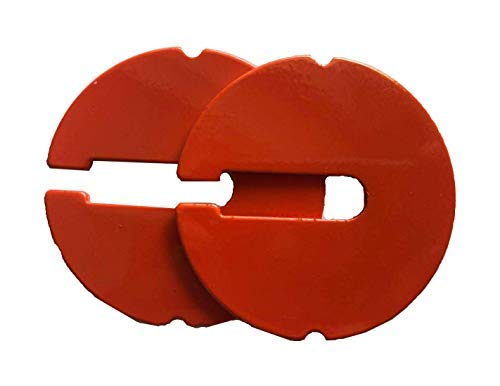 Thalia Table Inserts (Pack of 2 for Band saws or Scroll saws,Replace Part 426-02-063-0001 426-02-063-0002