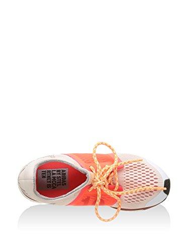adidas Damen Boostii/Rouge/White Sneaker Weiß/Orange