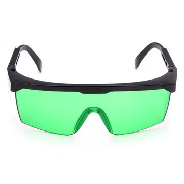 Laser Hair Removal - Red Glasses - Blue-violet Laser Goggles Safety Glasses Laser Protective Eyewear Laser Protective Eyewear