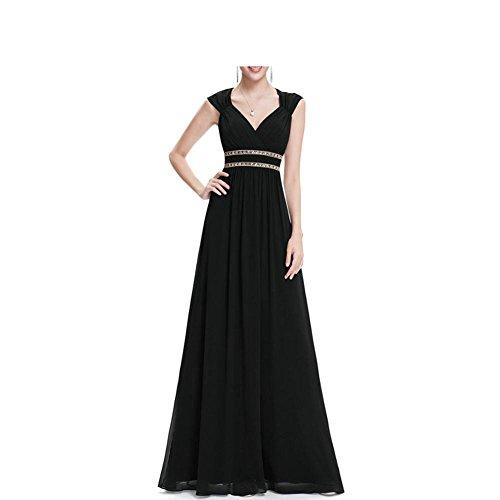 long black evening dresses ebay - 4