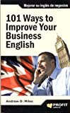 img - for 101 Ways to improve your communication in business english (English and Spanish Edition) book / textbook / text book