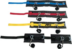 Tumbling Belt (Padded Tumbling Belts (Adjustable Padded 28-42