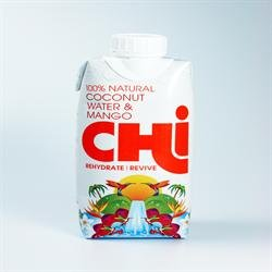Chi - Pure Coconut Water - Mango - 330ml by CHI